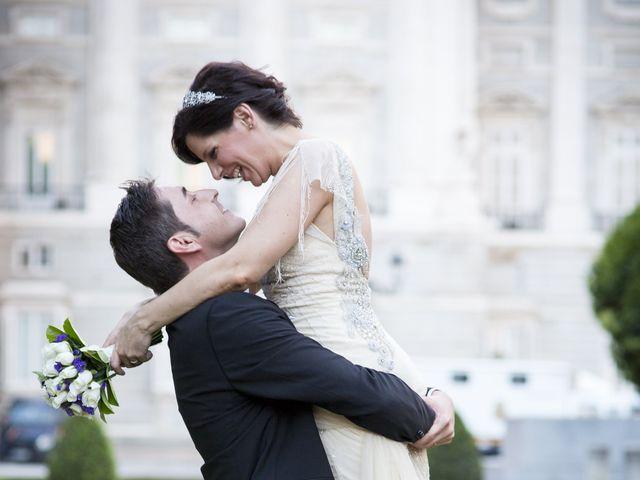 La boda de Eduardo y Esther en Madrid, Madrid 17