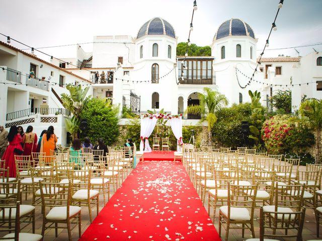 La boda de Sam y Sonia en Altea, Alicante 17