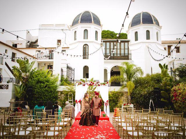 La boda de Sam y Sonia en Altea, Alicante 18