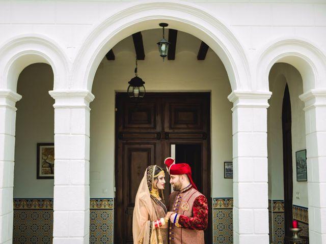 La boda de Sam y Sonia en Altea, Alicante 20
