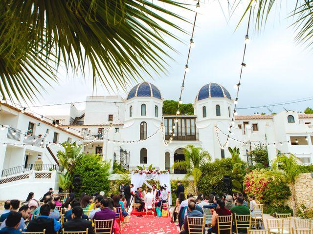 La boda de Sam y Sonia en Altea, Alicante 27