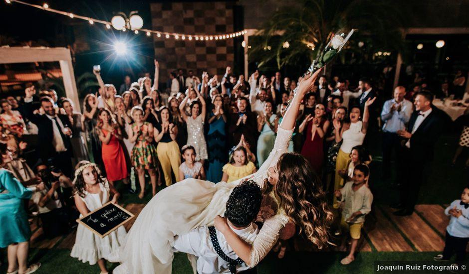 La boda de Francisco y Marta en Jumilla, Murcia