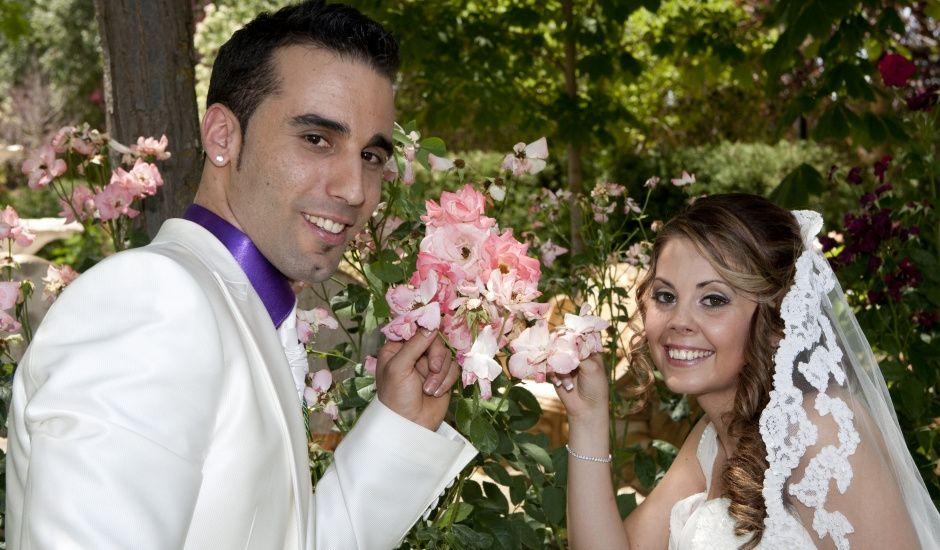 La boda de Noemí y Fran en Recas, Toledo