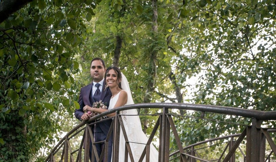 La boda de Chus y Dani en Malpartida De Plasencia, Cáceres