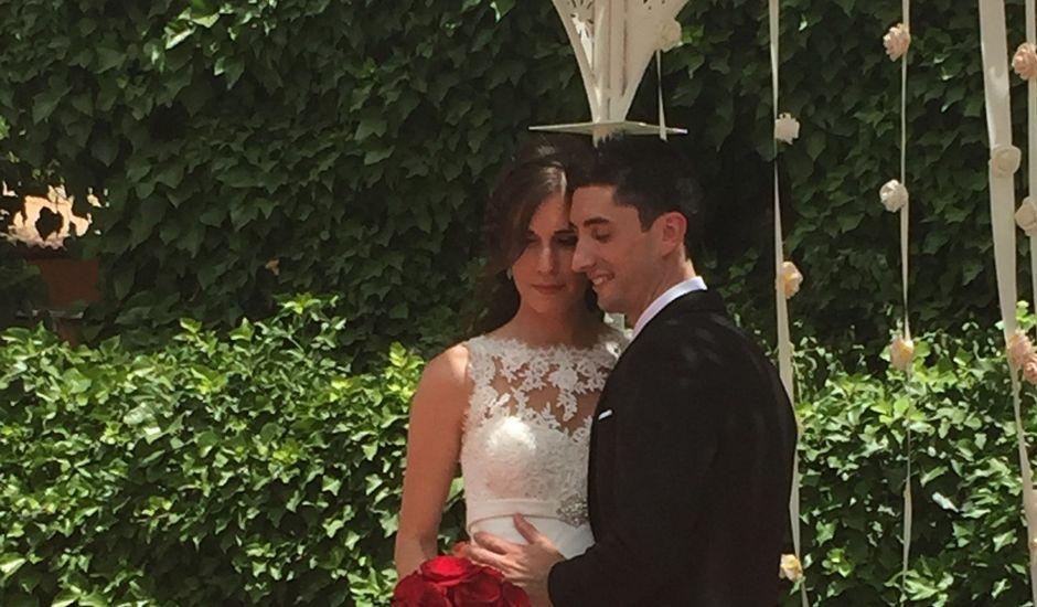 La boda de Raquel   y Miguel  en Otura, Granada