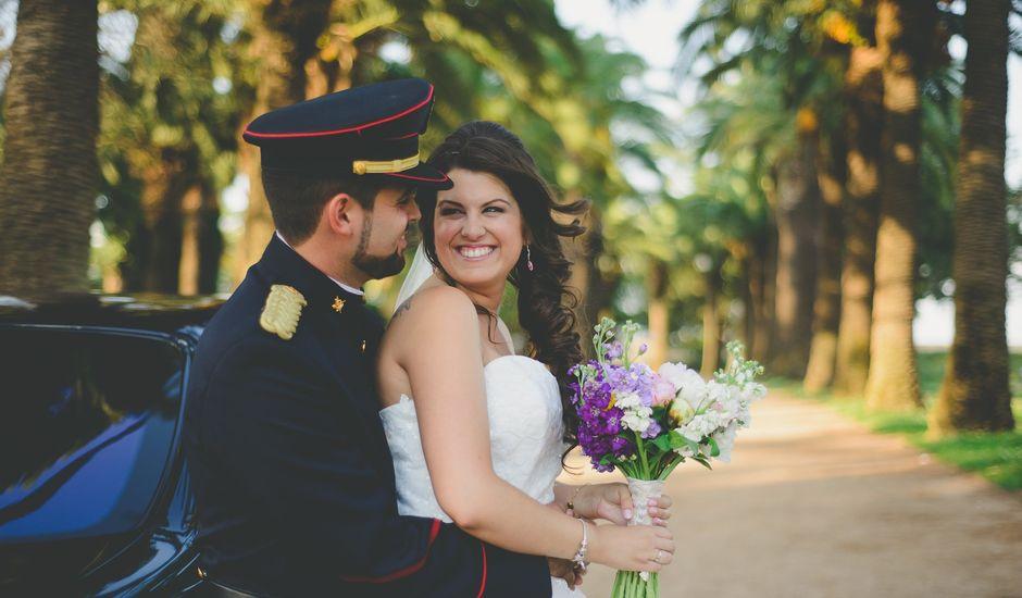 La boda de Gabriel y Melody en Badajoz, Badajoz