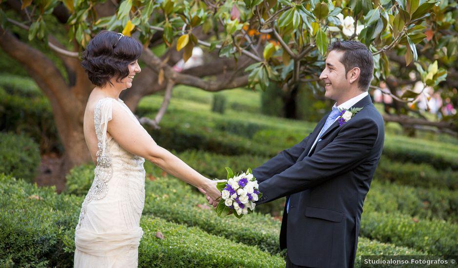La boda de Eduardo y Esther en Madrid, Madrid