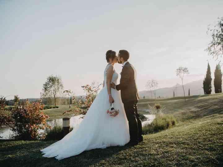 La boda de laia y didac