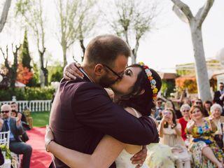 La boda de Carolina y Axel