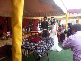 La boda de Silvia y Julio 1