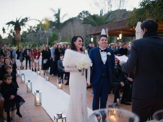 La boda de Victoria y Juanjo