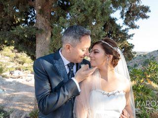 La boda de Lorenzo y Martha