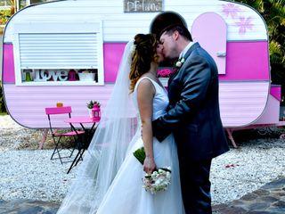 La boda de Xavier y Veronica