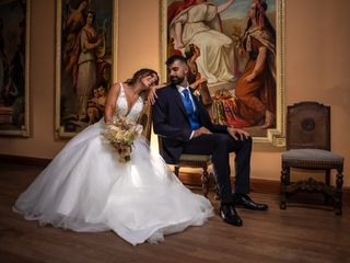 La boda de Nerea y Eric