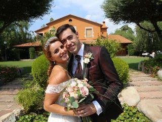 La boda de Ismael y Andrea