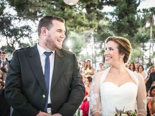 La boda de Adam y Elisa