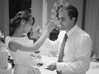 La boda de Julieta y David