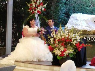 La boda de Maria Jose y Jose Maria