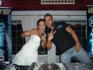 La boda de Alba y Juanjo 2