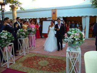La boda de Alba y Juanjo