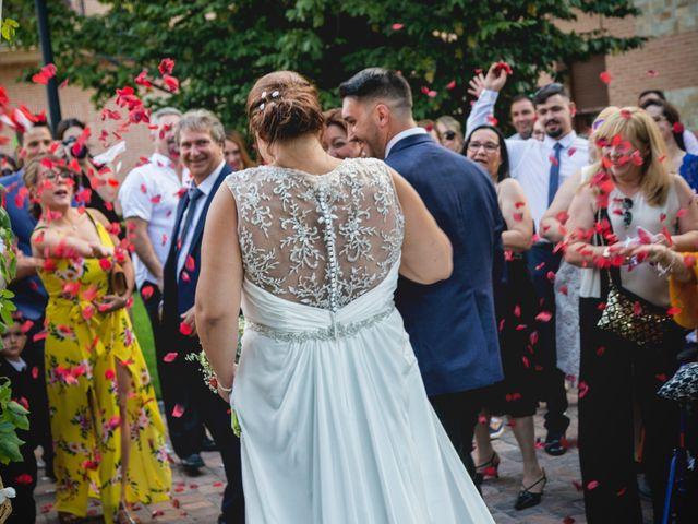 La boda de José Manuel y Virginia en Carranque, Toledo 8