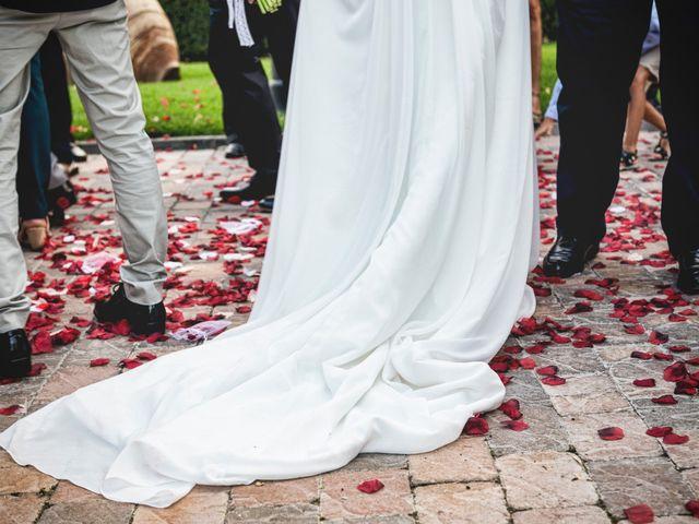 La boda de José Manuel y Virginia en Carranque, Toledo 9