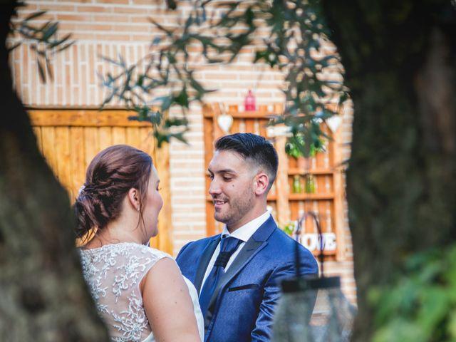 La boda de José Manuel y Virginia en Carranque, Toledo 1