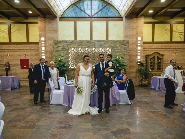 La boda de José Manuel y Virginia en Carranque, Toledo 14
