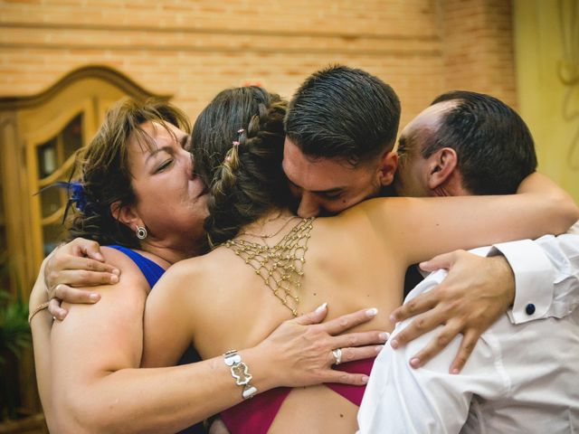La boda de José Manuel y Virginia en Carranque, Toledo 18