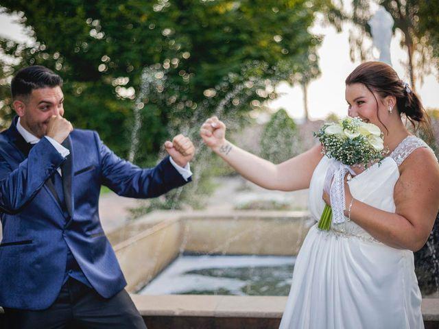 La boda de José Manuel y Virginia en Carranque, Toledo 12