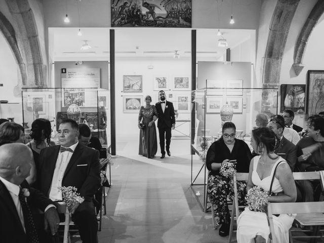 La boda de didac y laia en Santa Coloma De Farners, Girona 19