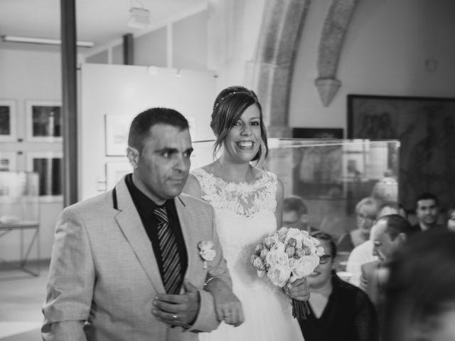 La boda de didac y laia en Santa Coloma De Farners, Girona 20