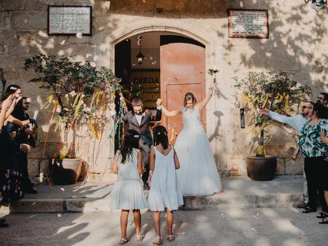 La boda de didac y laia en Santa Coloma De Farners, Girona 22