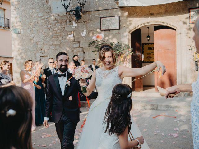 La boda de didac y laia en Santa Coloma De Farners, Girona 23
