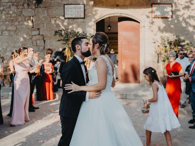 La boda de didac y laia en Santa Coloma De Farners, Girona 24