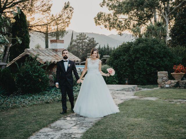 La boda de didac y laia en Santa Coloma De Farners, Girona 29