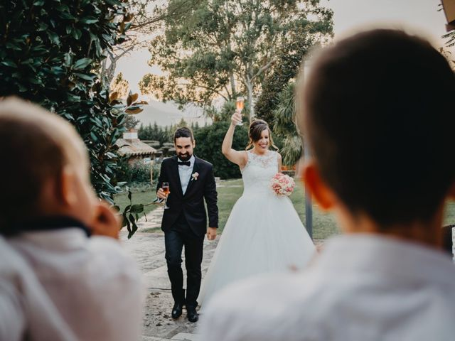 La boda de didac y laia en Santa Coloma De Farners, Girona 30