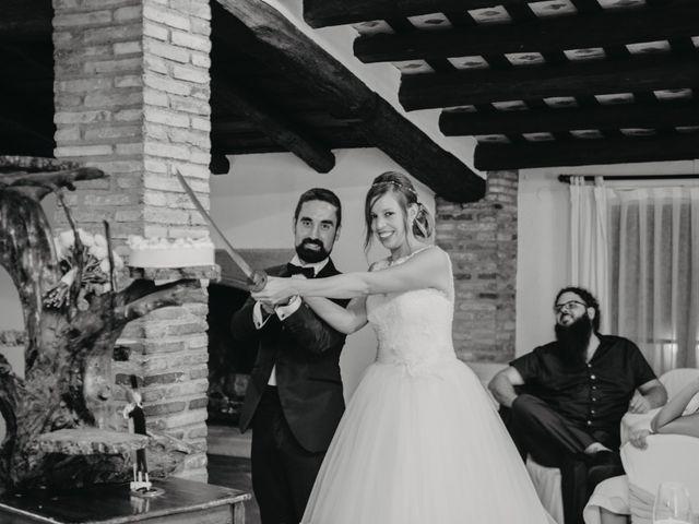 La boda de didac y laia en Santa Coloma De Farners, Girona 31