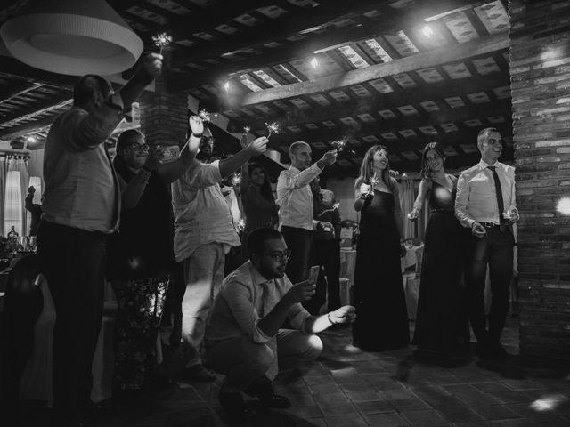 La boda de didac y laia en Santa Coloma De Farners, Girona 35