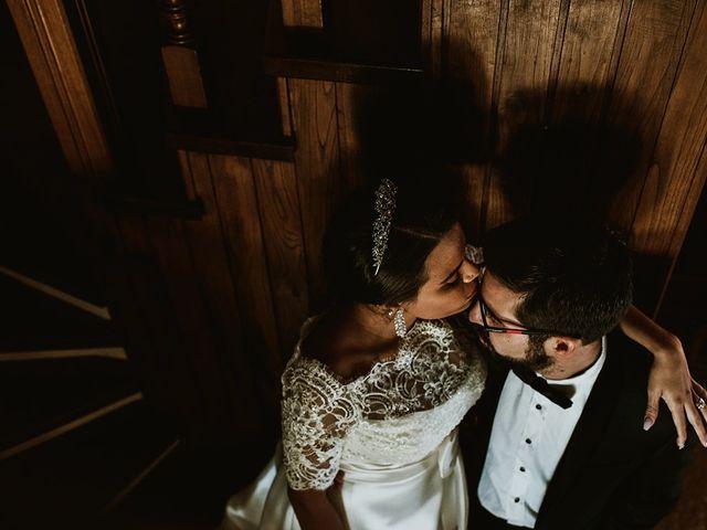 La boda de Adriana y Marcos