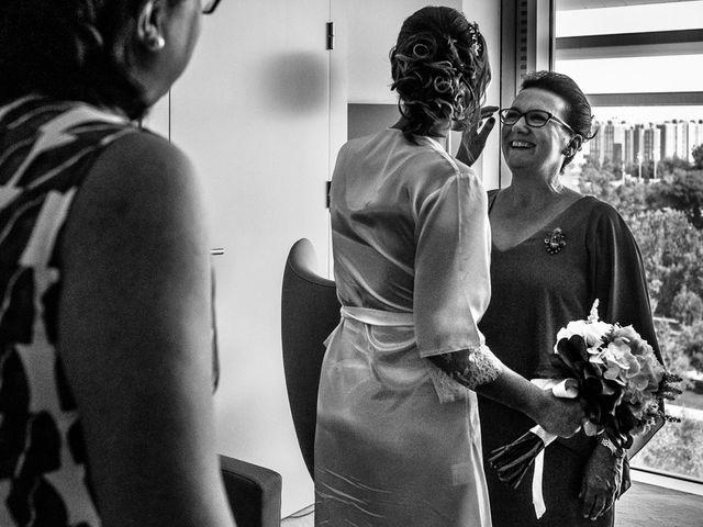 La boda de David y Pilar en Zaragoza, Zaragoza 5