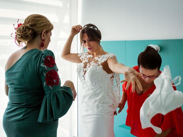 La boda de David y Pilar en Zaragoza, Zaragoza 6