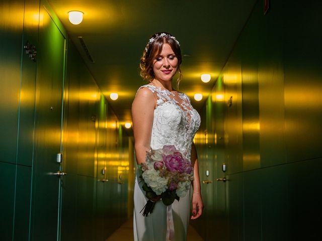 La boda de David y Pilar en Zaragoza, Zaragoza 10