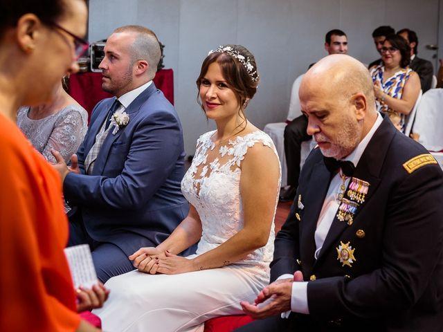 La boda de David y Pilar en Zaragoza, Zaragoza 14