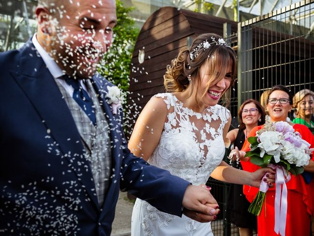 La boda de David y Pilar en Zaragoza, Zaragoza 21
