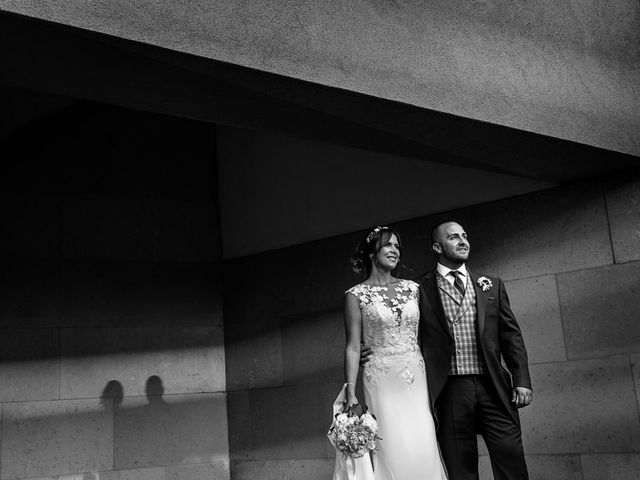 La boda de David y Pilar en Zaragoza, Zaragoza 23