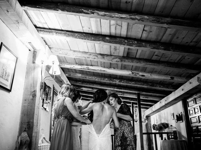 La boda de Pablo y Tania en Atienza, Guadalajara 22