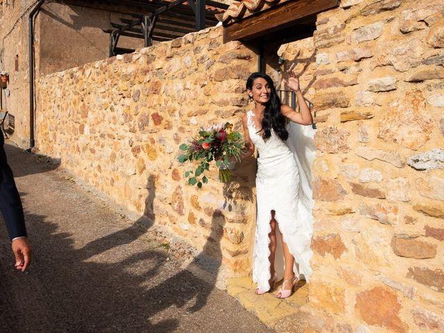 La boda de Pablo y Tania en Atienza, Guadalajara 30