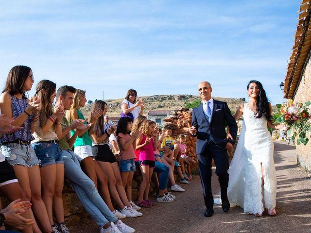 La boda de Pablo y Tania en Atienza, Guadalajara 31