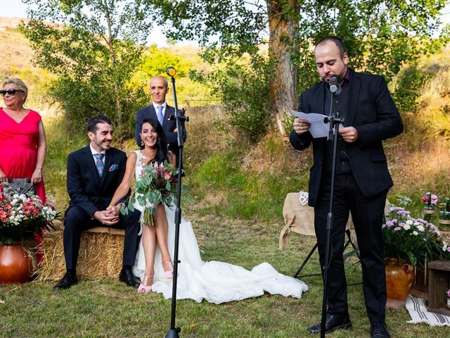 La boda de Pablo y Tania en Atienza, Guadalajara 43
